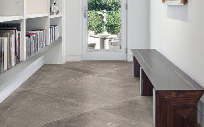 Foto 3. 100x100 betonlook tegels met mooie werking