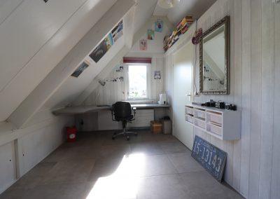Slaapkamers met 60×60 betonlook
