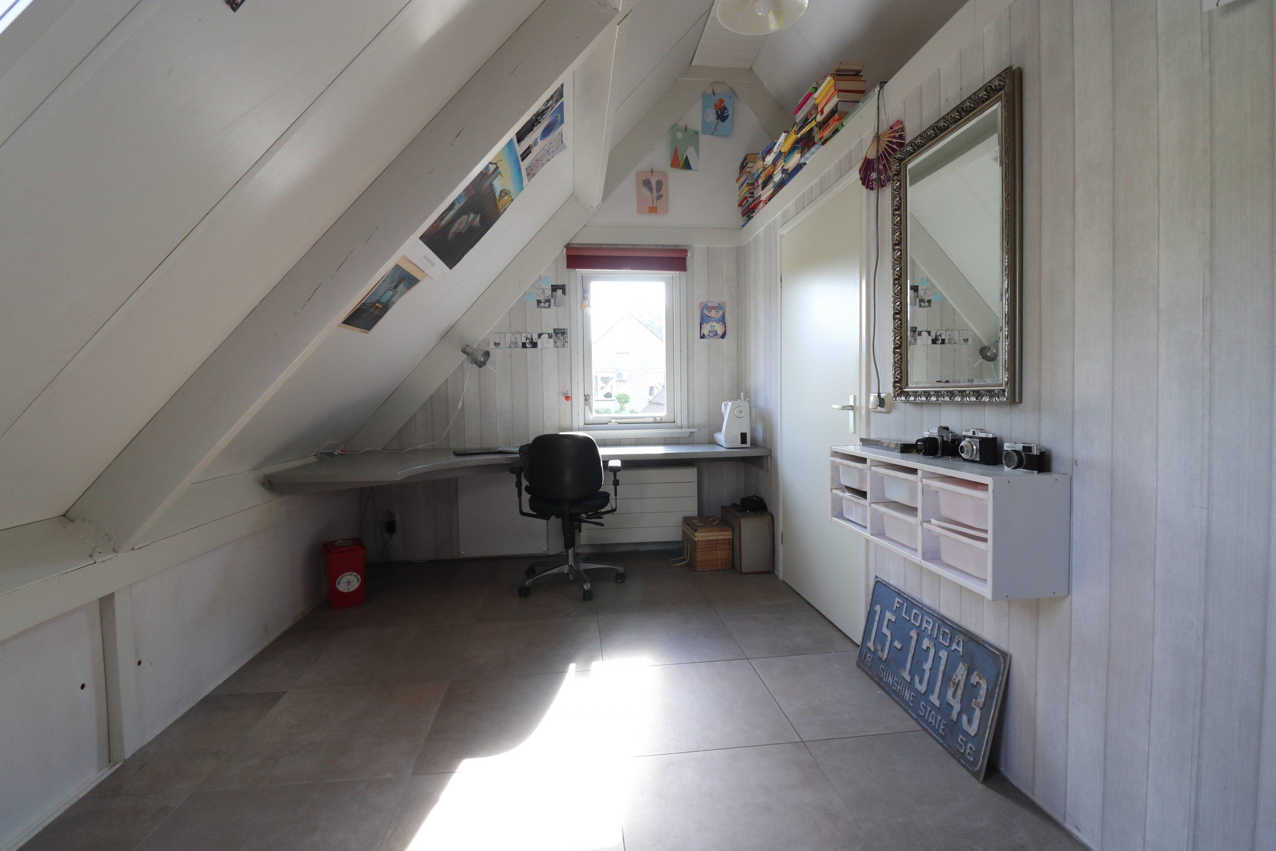 Slaapkamers met 60x60 betonlook