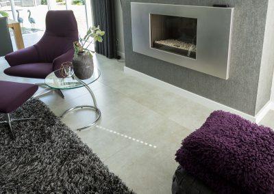 100×100 keramische betonlook tegel